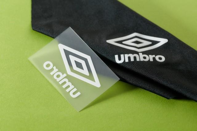 防潑水熱轉印標-UMBRO